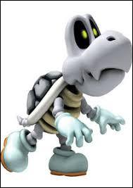 Quel est ce personnage squelette ?