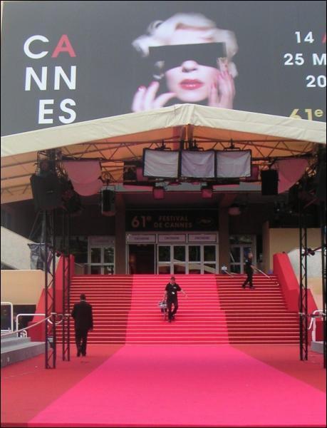 Le festival de Cannes est une manifestation qui concerne ...