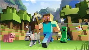 Les animaux de Minecraft