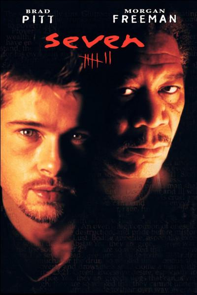 """Quel est le nom de l'inspecteur qu'incarne Brad Pitt dans """"Seven"""" ?"""