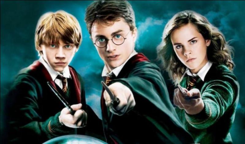 """De combien de films se compose la saga """"Harry Potter"""" ?"""