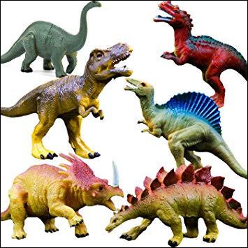 Parmi ces dinosaures, lequel est herbivore ?