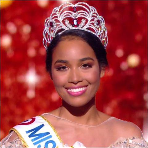 Le 14 décembre 2019, qui a été élue Miss France 2020 ?
