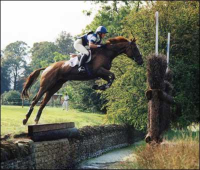 Le cavalier et son cheval doivent enchaîner, dans la nature, des obstacles naturels, tels que les haies, les troncs d'arbre, les fossés. Quel est ce sport équestre ?