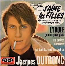 ''J'aime les filles'' affirmait Jacques Dutronc. Parmi celles citées dans cette chanson, quelle est la ville rendue célèbre grâce à une chanson qui parle de son curé ?