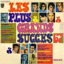Chansons francophones de l'année 1967 (2e partie)