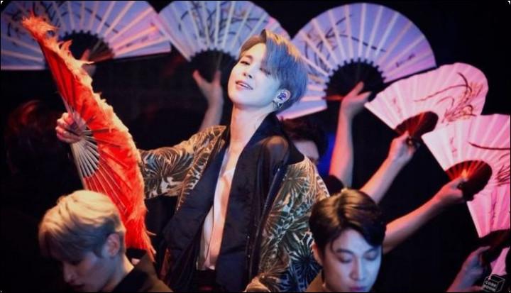 Jimin est-il le membre des BTS qui apprend sans difficulté les chorégraphies ?