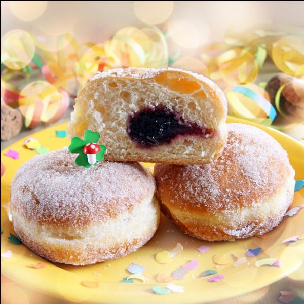 Quel type de donut est représenté ?