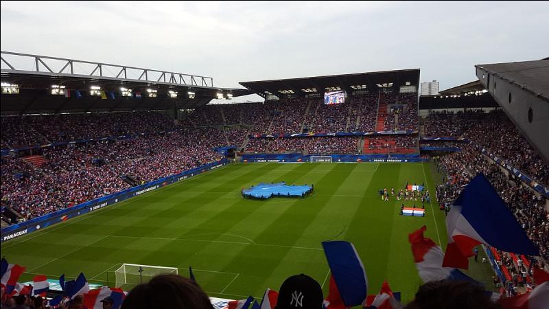 Stades de foot