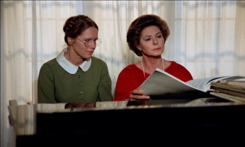 """Complétez le titre de ce film d'Ingmar Bergman, sorti en 1978 : """"... d'automne""""."""