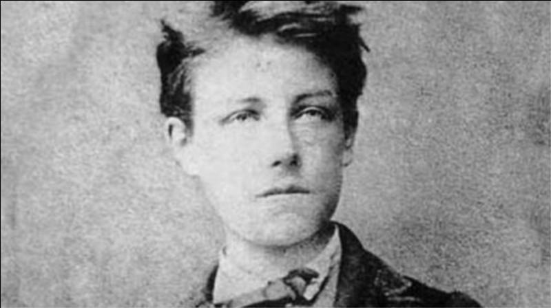 """Complétez ce vers d'Arthur Rimbaud, extrait du sonnet """"Le dormeur du val"""" : """"C'est un … de verdure où chante une rivière""""."""