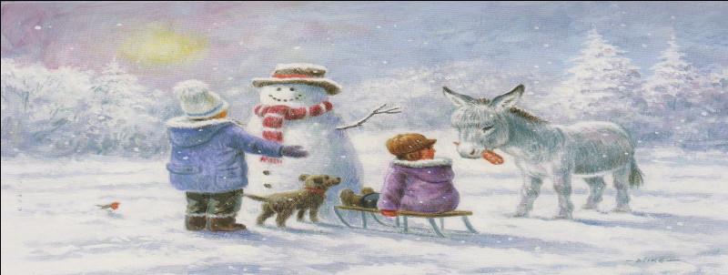 """""""C'est Noël : Il est grand temps de rallumer les étoiles..."""". De qui est cette jolie phrase ?"""