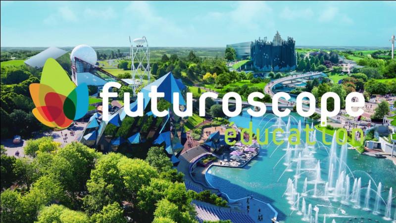 Quel est le slogan du Futuroscope ?