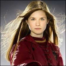 En quel bois est faite la baguette de Ginny Weasley ?