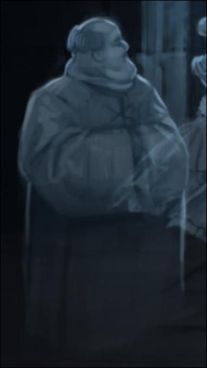 Quel est le plus grand regret du moine Gras ?
