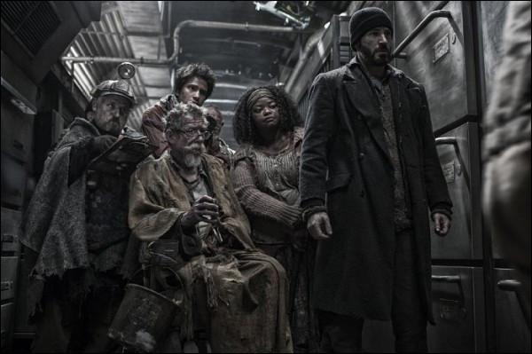Un film de 2013 qui dure 2 heures 6 minutes.Quel est ce film de science-fiction dramatique de Joon-ho Bong avec Chris Evans, Jamie Bell, Tilda Swinton, Ed Harris, Octavia Spencer, John Hurt... ?