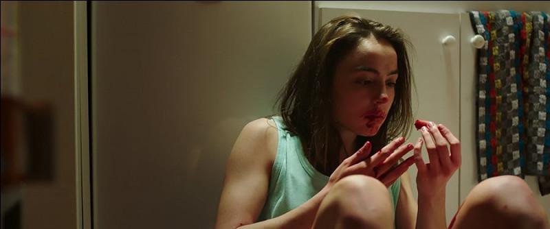 Un film de 2017 qui dure 1 heure 38 minutes.Quel est ce film d'épouvante-horreur dramatique de Julia Ducournau avec Garance Marillier... ?