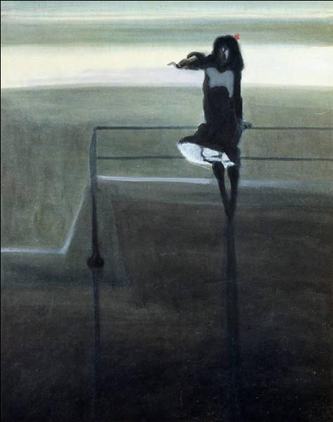 """Qui a peint le tableau """"Le Coup de vent"""" ?"""