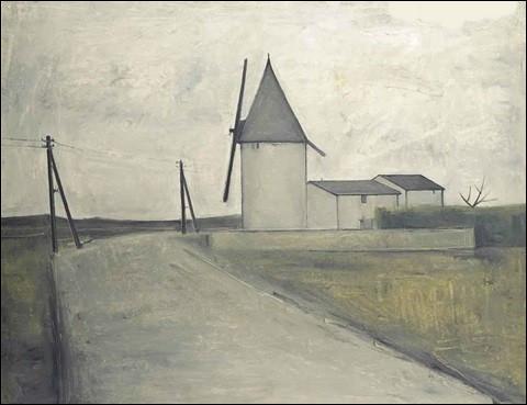 """Qui est le peintre du """"Moulin à vent"""" ?"""