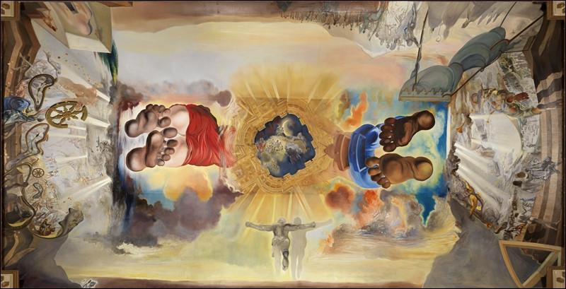 """Qui a peint """"Le Palais du vent"""" ?"""