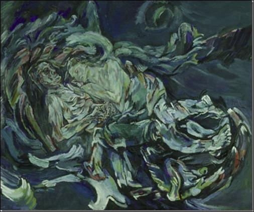 """Qui a peint """"La Fiancée du vent"""" ?"""