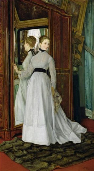 """Qui a peint """"L'Armoire"""" ?"""