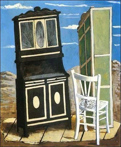Qui a représenté ces armoires ?