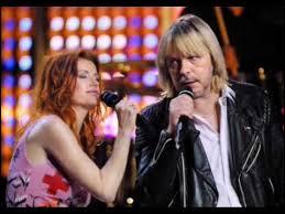 Pour quel titre Axelle Red et Renaud ont-ils chanté ensemble ?