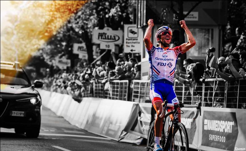 10e position - Thibaut Pinot s'impose sur le Tour. Au sommet de quel mythique col Thibaut Pinot s'est-il imposé sur le Tour de France ?