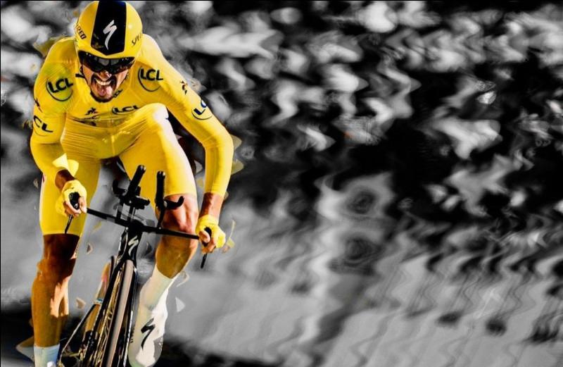 9e position - Julian Alaphilippe domine le chrono du Tour. Alors qu'on pensait que ce serait un jour de défense pour le maillot jaune, cela a, en réalité, été un jour d'offense ! Dans quelle ville Julian Alaphilippe a-t-il remporté son premier chrono sur le Tour de France ?