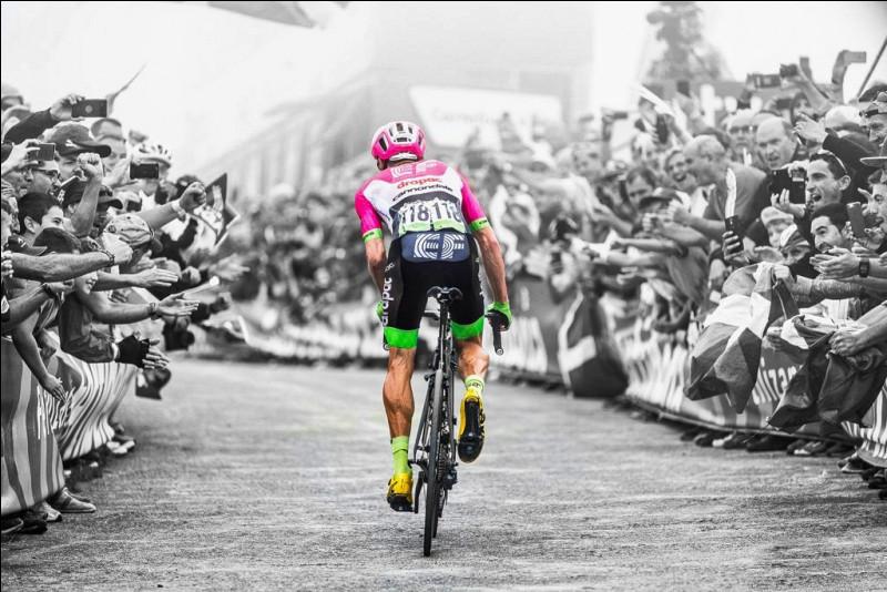 7e position - Education First sur le Tour des Flandres. Education First a donné une leçon de stratégie à toutes les autres équipes du peloton du ''Ronde van Vlaanderen''. Quel coureur de cette formation s'est-il imposé à Oudenaarde ?