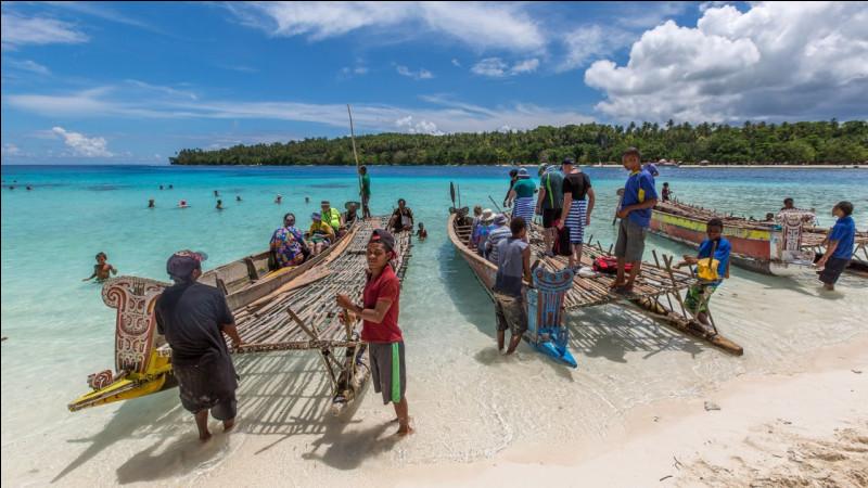 Novembre 2019 : un référendum d'auto-détermination sur l'indépendance de cette région autonome de la Papouasie-Nouvelle Guinée est organisé.