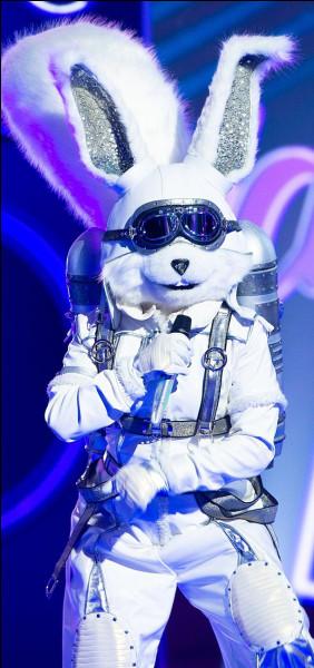 2e éliminée (Émission 2).Qui était sous le masque de l'écureuil ?