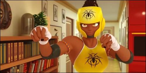 Quelle sœur d'Alya fait de la boxe ?