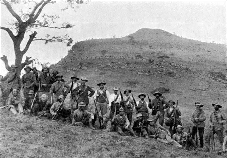 De 1899 à 1902, se déroule dans ce qui deviendra l'Afrique du Sud