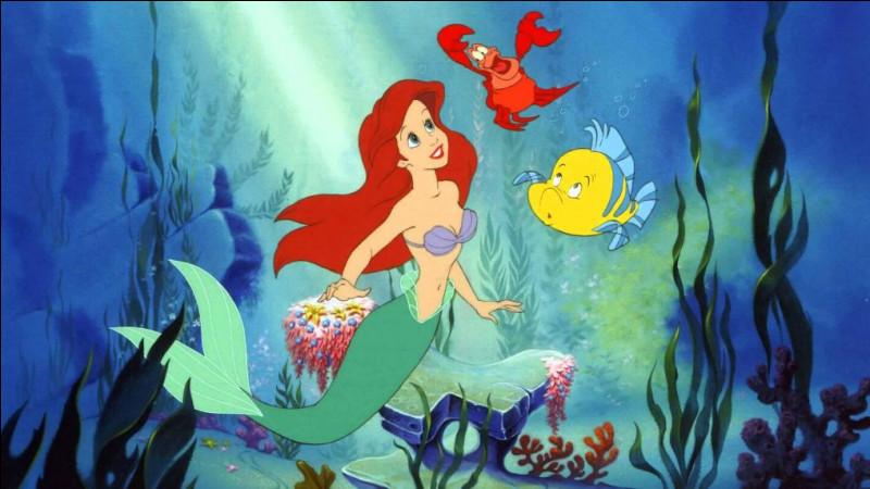 """En quelle année le film """"La Petite Sirène"""" est-il sorti dans les salles ?"""
