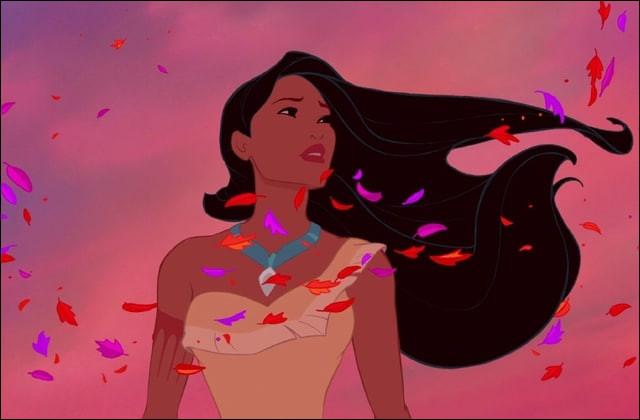 """Quel personnage de Pocahontas a dit """"Je ne me suis pas autant amusée depuis deux cents ans ! """""""