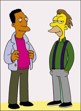 Quelle religion pratique Lenny et Carl ?