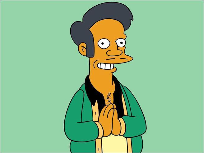Où travaille Apu ?