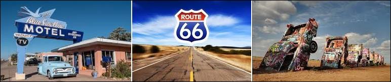 Géographie - À l'origine, quelles villes américaines étaient reliées par la mythique route 66 ?