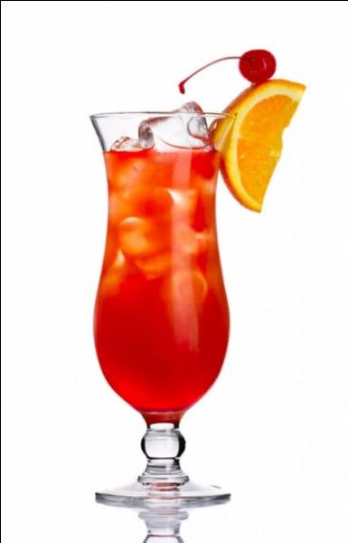 Alcool principal : Tequila Ingrédient (s) : Jus d'orange, grenadine.Origine : Etats-UnisA savoir : Porte le nom d'une chanson des Eagles.Quel est le nom de ce cocktail ?