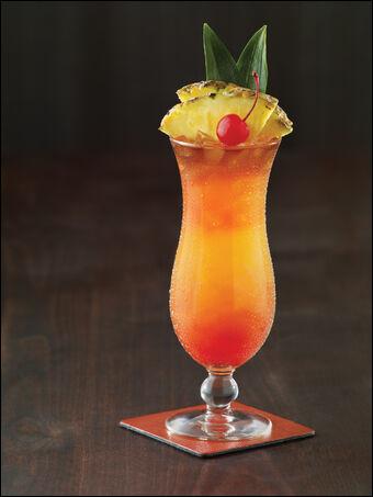 """Alcool principal : Rhum Ingrédient (s) : Ananas, Menthe, Citron, ...Origine : Etats-UnisA savoir : Son nom signifie """" Le Meilleur"""" Quel est le nom de ce cocktail ?"""