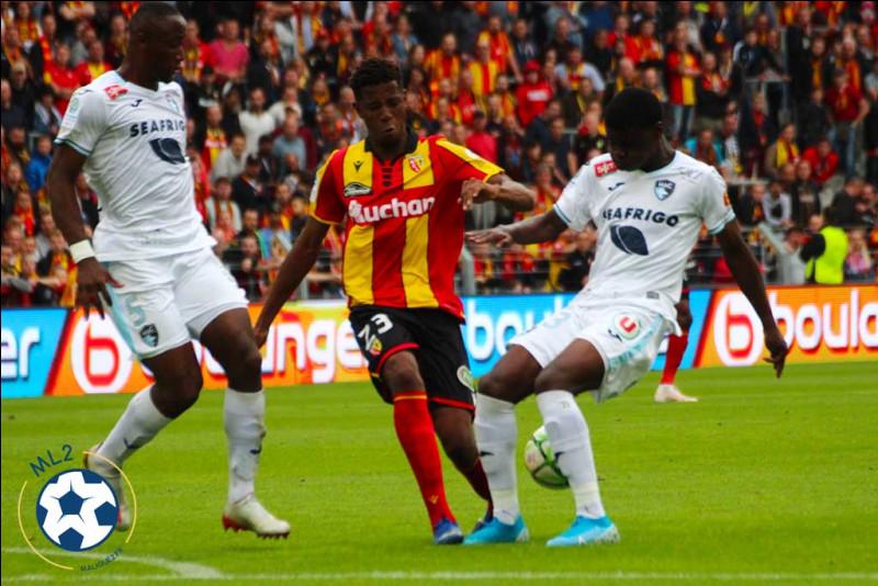 Leader de Ligue 2 à la trêve, le RC Lens a passé combien de journées en tête ?