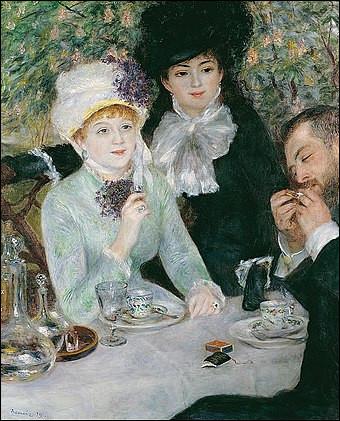 """Qui a peint """"La Fin du déjeuner"""" ?"""
