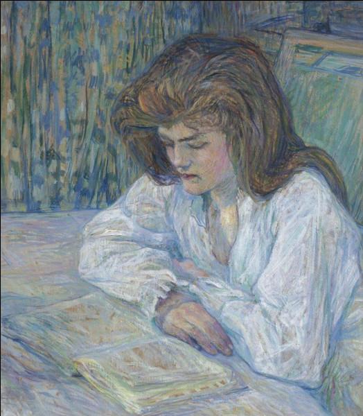 """Qui a fait le portrait de """"La Liseuse"""" ?"""