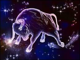 Le signe astrologique du Taureau est lié aux personnes nées...