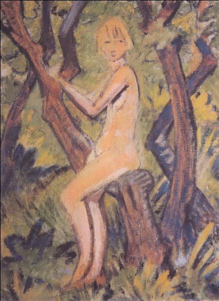 Qui est l'auteur de cette peinture ?