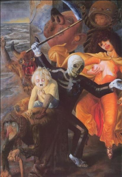 """Qui a peint """"Les sept péchés capitaux"""" ?"""