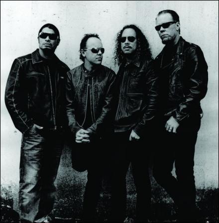 Qui est ce groupe ?       (metal)
