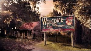 Bon Temps en Louisiane sert de cadre à la série...